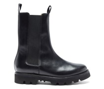 Albie Leather Chelsea Boots