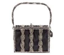 Tresse Crystal-embellished Bag