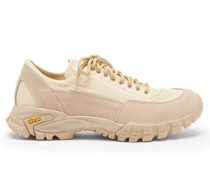 Possagno Shell And Suede Trainers