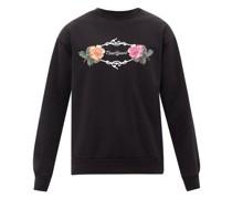 Garden Logo-print Cotton-jersey Sweatshirt