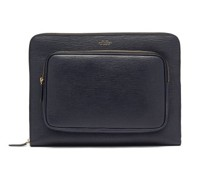 Panama Leather Pouch