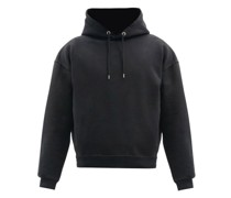 Cotton-jersey Hooded Sweatshirt