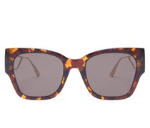 30montaigne Cd-logo Tortoiseshell Sunglasses