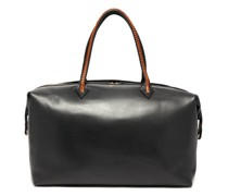 Perriand Large Leather Weekend Bag