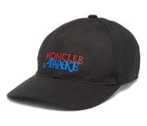 X Awake Ny Logo-embroidered Baseball Cap