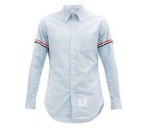 Slim-fit Cotton Oxford Shirt