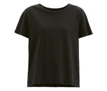 Brady Distressed Cotton-jersey T-shirt