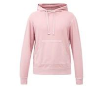 Olivier Cotton-jersey Hooded Sweatshirt