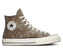 Chuck 70 Camouflage-print Canvas Trainers