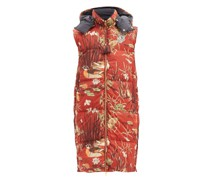 Battersealong Reversible Quilted Down Cotton Gilet