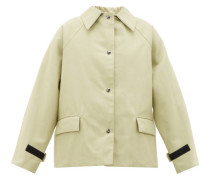 Padded Canvas Work Jacket