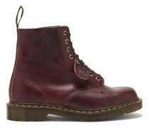 1460 Pascal Leather Lace-up Boots