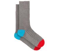 Portobello Contrast-colour Socks