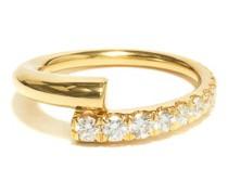 Lola Diamond & 18kt Gold Ring