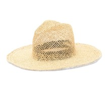 Nana Moulded Woven Hat