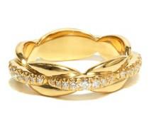 Ada Diamond & 18kt Gold Ring