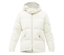 Badymore Hooded Quilted Down Jacket