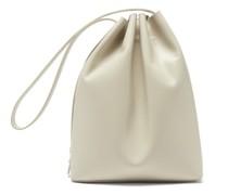 Marin Leather Bucket Bag