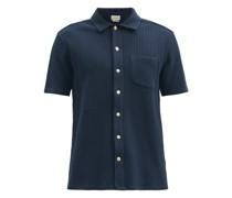 Floral-print Cotton-calico Shirt