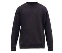 Forba Face Oversized Cotton-jersey Sweatshirt