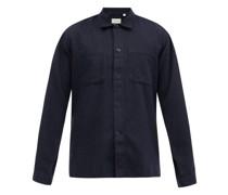 Eltham Organic-cotton Shirt