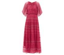 Gabor Floral-print Chiffon Dress