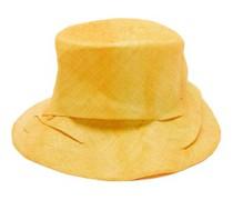Bucket Folded Straw Hat