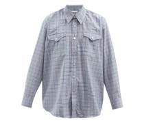 Ranch Check Flannel Shirt