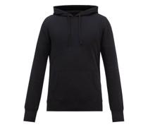 Cotton-terry Hooded Sweatshirt