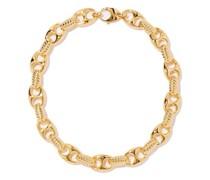 Blondeau 18kt Gold-vermeil Necklace