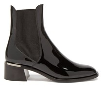 Rourke Patent-leather Chelsea Boots