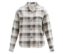 Miles Buffalo-check Flannel Shirt