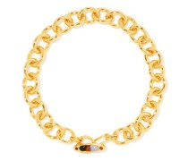 Oro Gold-plated Chain Necklace