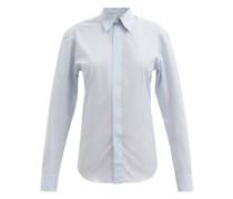 Richard Cotton-poplin Shirt