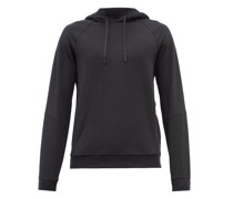 City Sweat French-terry Hooded Sweatshirt