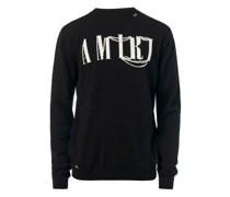 Logo-jacquard Cashmere Sweater