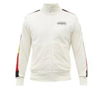 X Missoni Logo-print Jersey Track Jacket