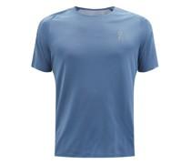 Performance Logo-print Jersey T-shirt