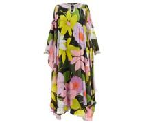 Hannah Floral-print Chiffon Kaftan Gown