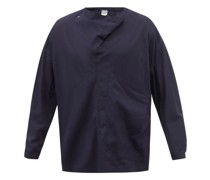 Lineman Cotton-poplin Shirt