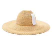 Sugarcone Wide-brim Straw Hat