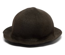 Genia Woven Cotton Hat