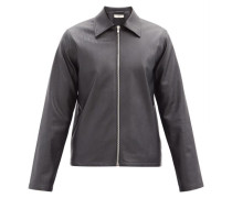 Truth Faux-leather Jacket