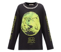 Eco Sexual Cotton-jersey Long-sleeve T-shirt
