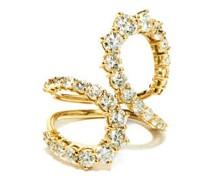 Aria Jane Diamond & 18kt Gold Ring