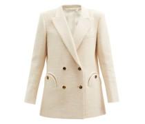 Missy Everynight Cotton-blend Bouclé Jacket