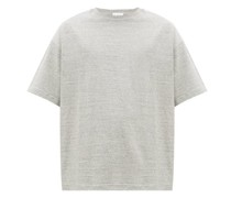 Oversized Cotton-jersey T-shirt
