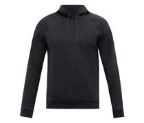 City Sweat Jersey Hooded Sweatshirt