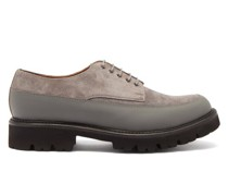 Earl Suede Derby Shoes