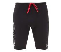 Tomtom Logo-print Stretch-jersey Shorts